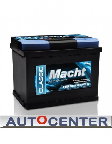 MACHT 12V 55Ah 520A