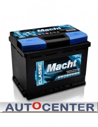 MACHT 12V 65Ah 580A