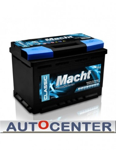 MACHT 12V 70Ah 630A