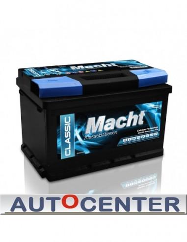 MACHT 12V 75Ah 680A