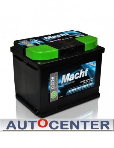 MACHT AGM 12V 60Ah 680A