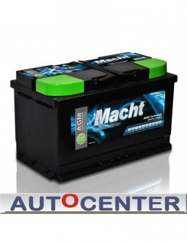 MACHT AGM 12V 80Ah 800A