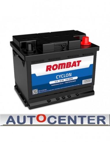 ROMBAT Cyclon 12V 62Ah 510A
