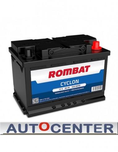 ROMBAT Cyclon 12V 66Ah 540A
