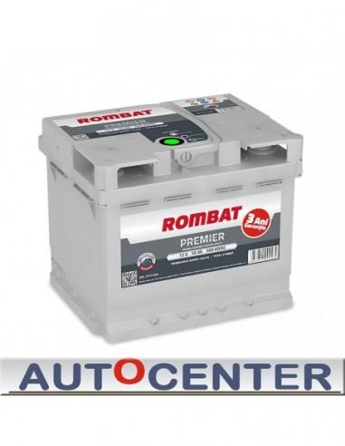 ROMBAT Premier 12V 50Ah 500A
